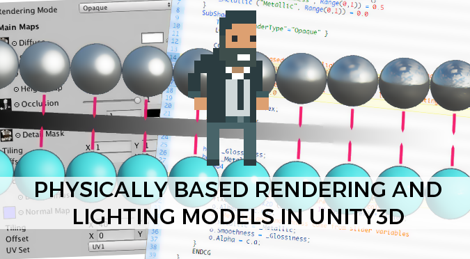 Physically Based Rendering: PBR in Unity - Shader tutorial