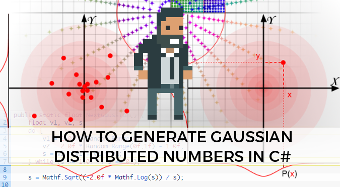 How to generate Gaussian distributed numbers - Alan Zucconi
