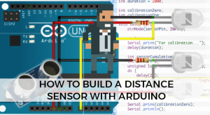 How To Build A Distance Sensor With Arduino Alan Zucconi