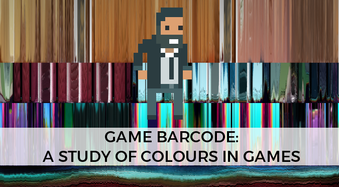 Game Barcode: A Study of Colours in Games - Alan Zucconi
