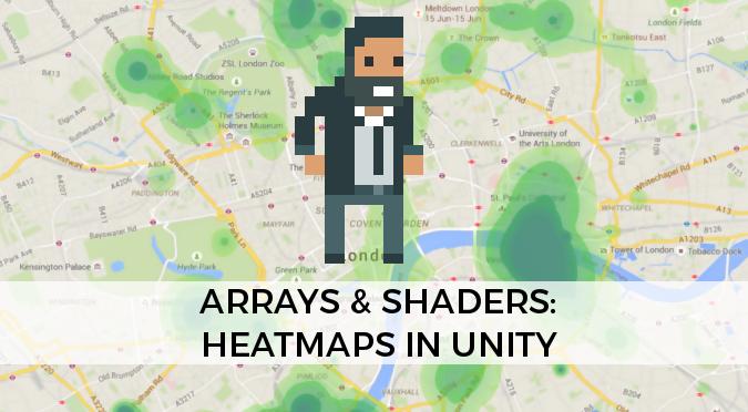 Arrays & shaders: heatmaps in Unity - Alan Zucconi