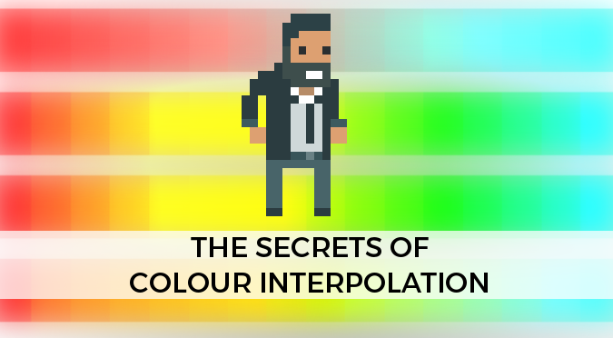 The Secrets Of Colour Interpolation Alan Zucconi