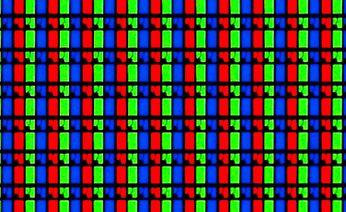 LCD Display Shader Effect - Alan Zucconi