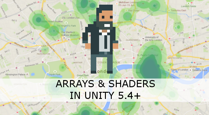 Arrays & Shaders in Unity 5 4+ - Alan Zucconi