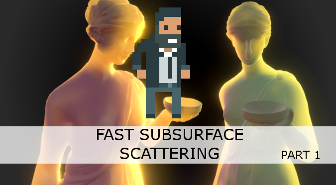 Fast Subsurface Scattering in Unity (Part 1) - Alan Zucconi
