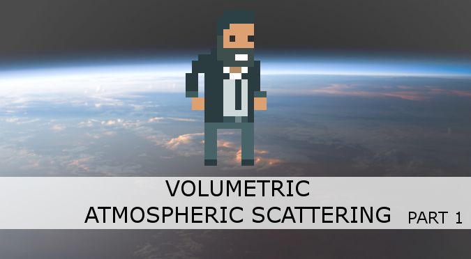Volumetric Atmospheric Scattering - Alan Zucconi