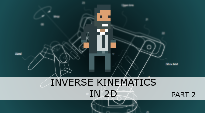 Inverse Kinematics in 2D - Part 2 - Alan Zucconi