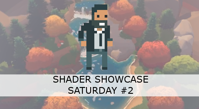 Shader Showcase Saturday #2: Waterfalls - Alan Zucconi