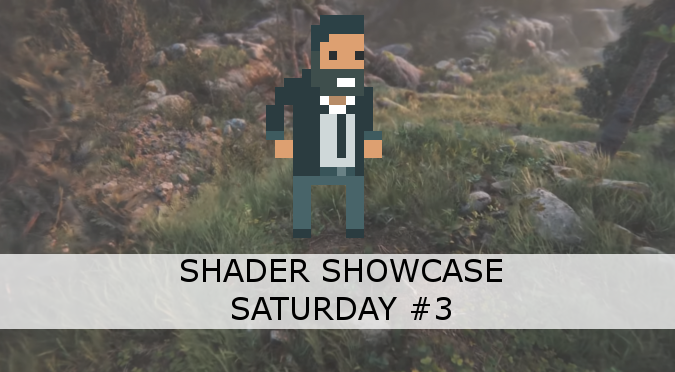 Shader Showcase Saturday #3: Interactive Grass - Alan Zucconi