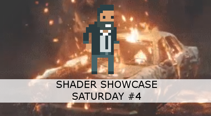 Shader Showcase Saturday #4: How To Start A Fire With Shaders - Alan
