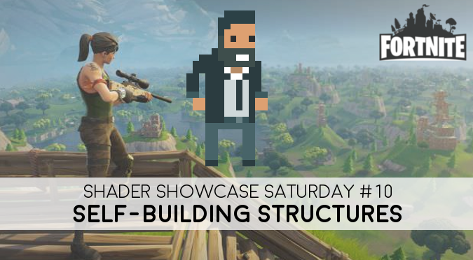 Shader Showcase Saturday #10: Fortnite Procedural Animations