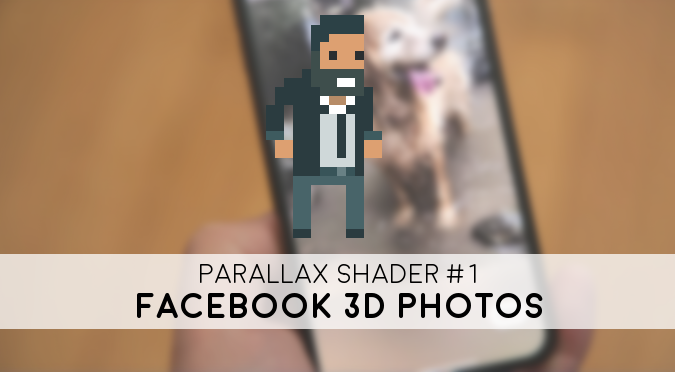 Inside Facebook 3D Photos: Parallax Shaders - Alan Zucconi