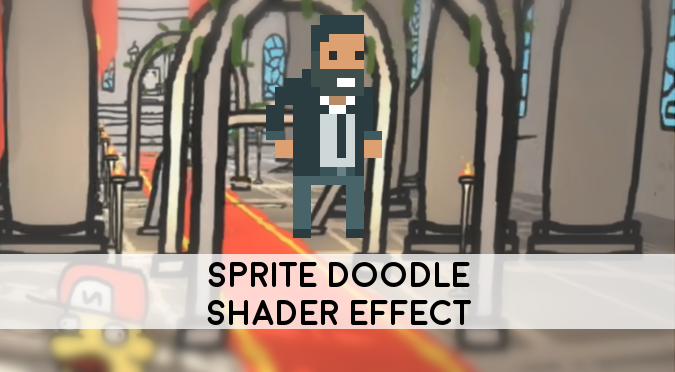 Sprite Doodle Shader Effect - Alan Zucconi